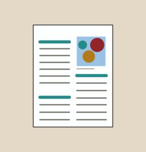 Medieneinsatz beim Lernen 1 – Gestaltungsprinzipien für Text und Bild